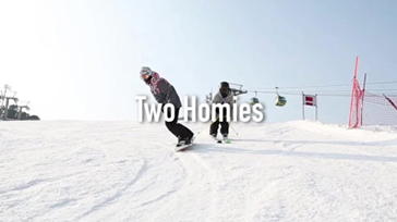 [Board Story] 2014 ROMP Snow films_Two homies[당첨자 발표!!]